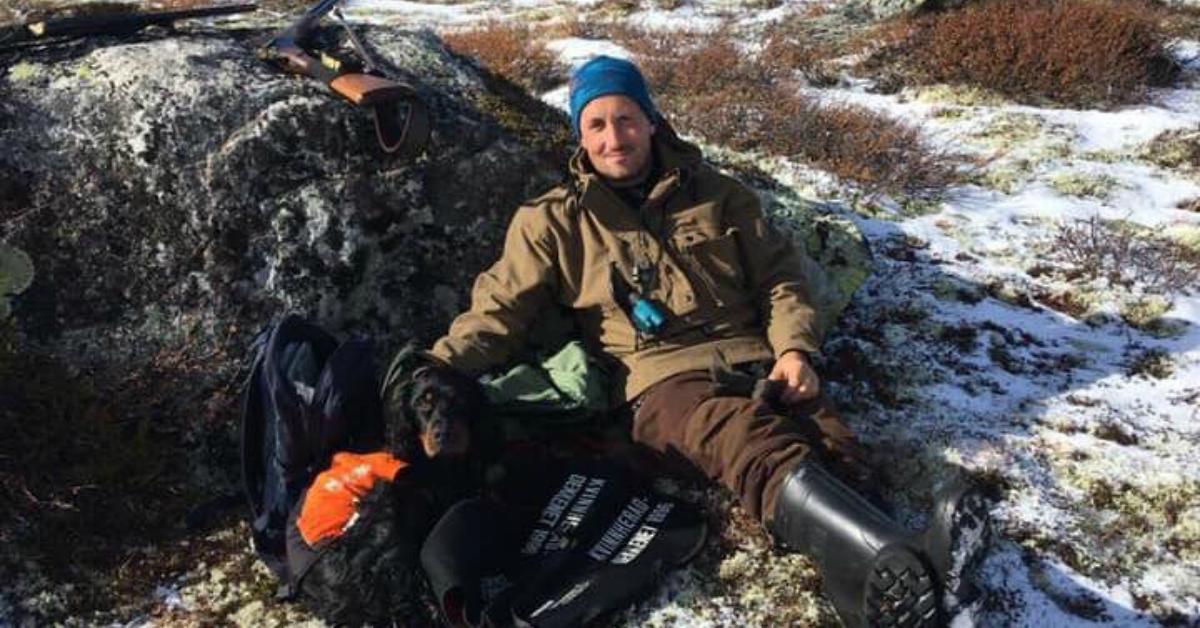 Janki Christian Pedersen – Den første jakthund