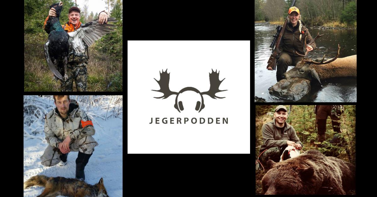 Jaktlaget, den store revejakta og Jegerpodden Live!