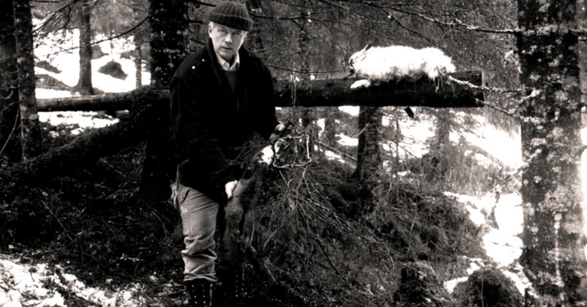 John S. Opdahl – Jeger og fangstmann