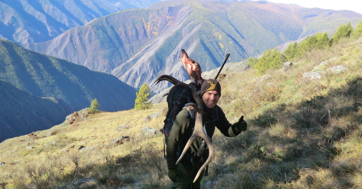 Espen Haugeland – Storjeger og krigsveteran
