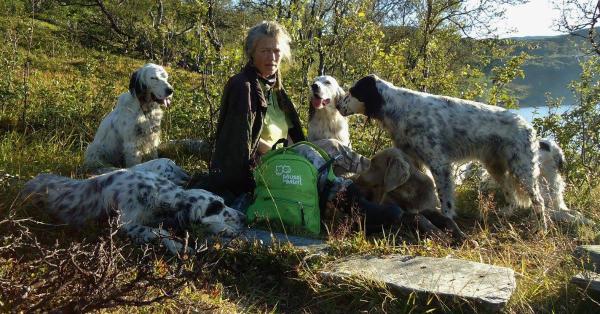 Esther Stenehjem – Et liv med fuglehunder