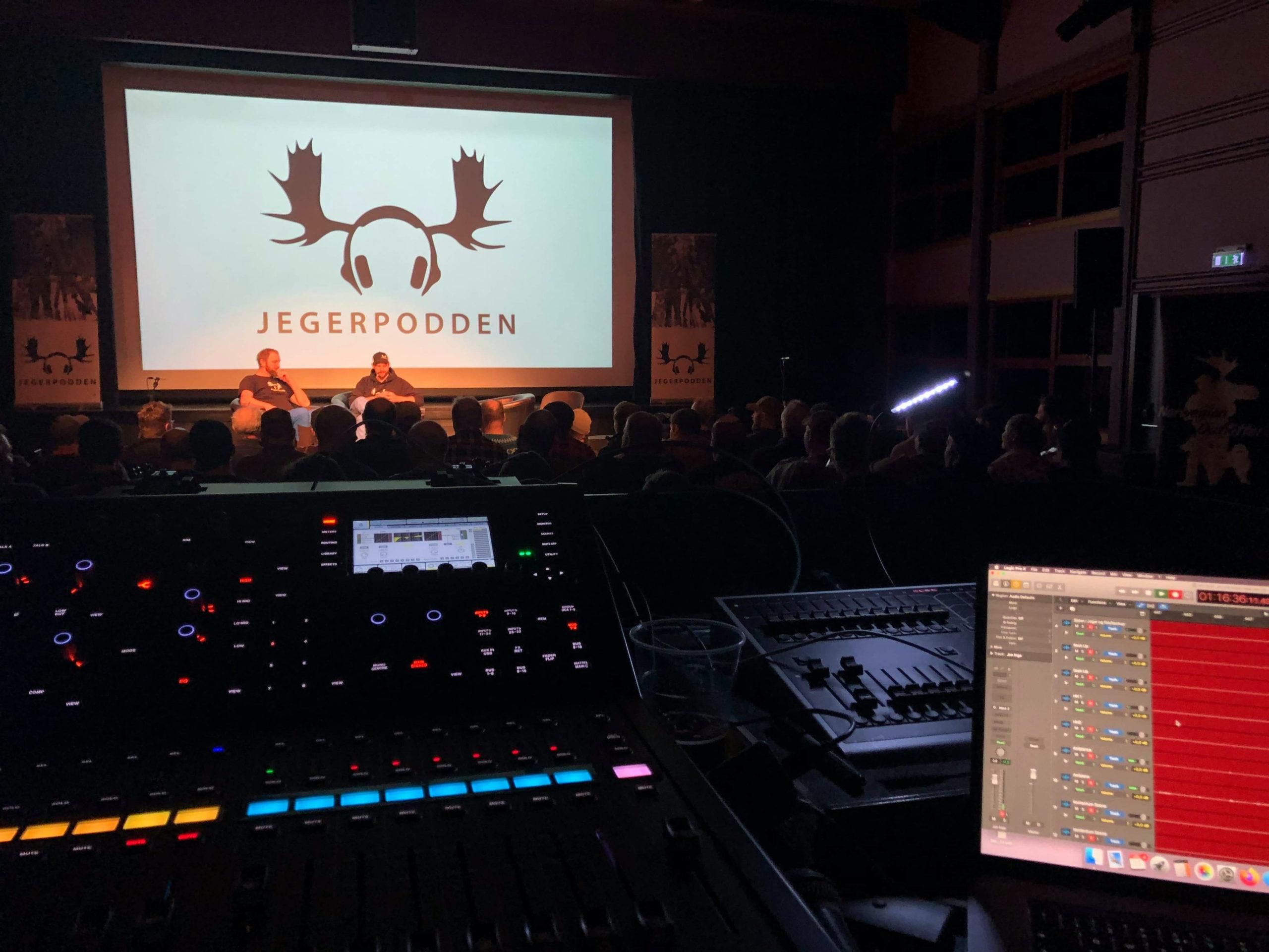 Live fra Nord-Odal med Knut Arne Gjems og Jon Steinar Vangen!