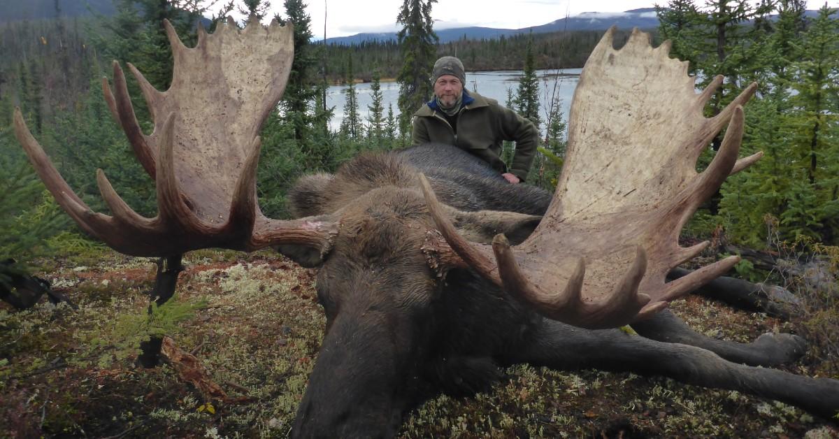 Jeger, guide og fangstmann i Canadas villmark – Gjermund Røsholt