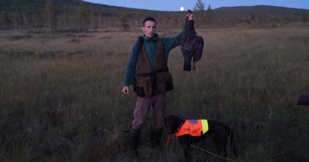 Belønningsbasert jakthundtrening – Thomas Stokke