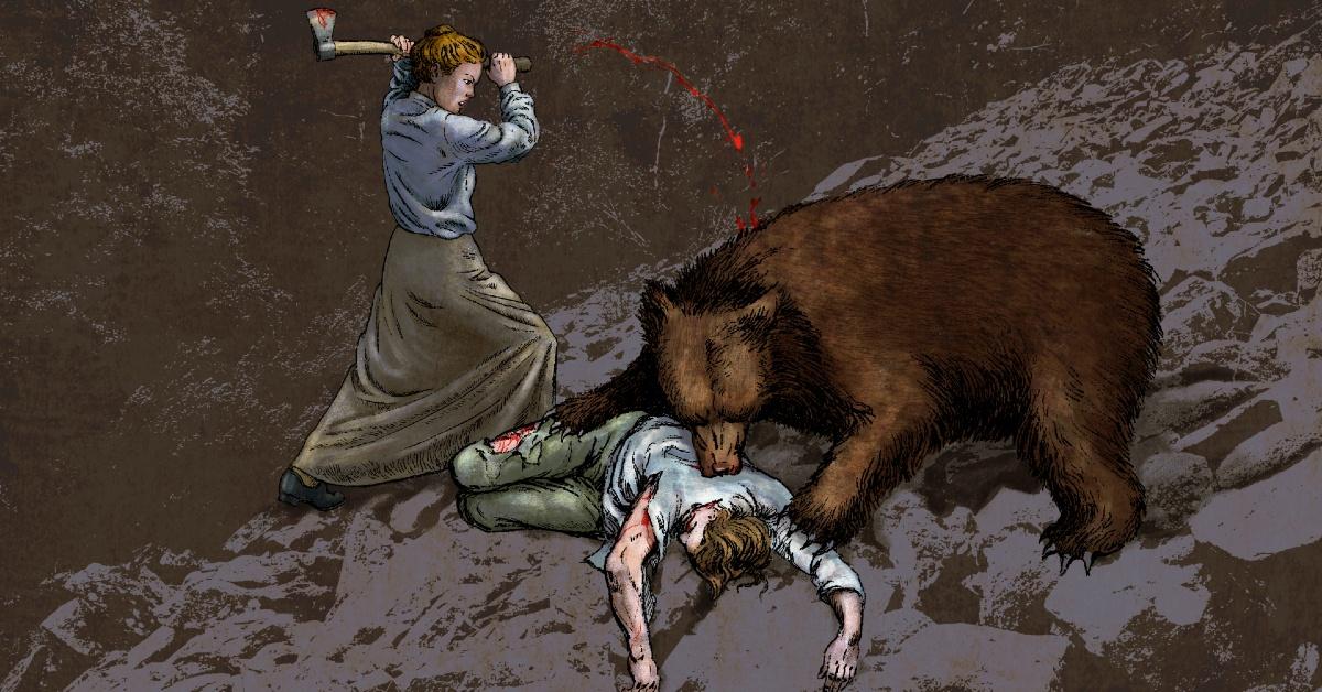 Historien om Mannbjørnen – Eirik Haukenes
