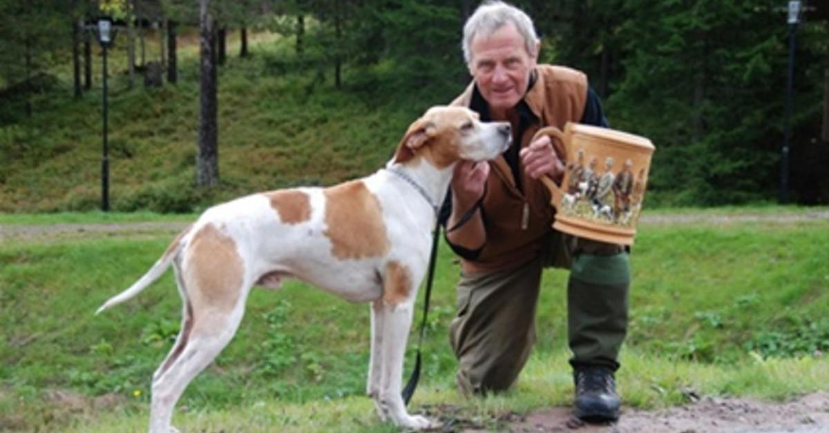 70 år med rypejakt og fuglehunder – Einar Holmvik