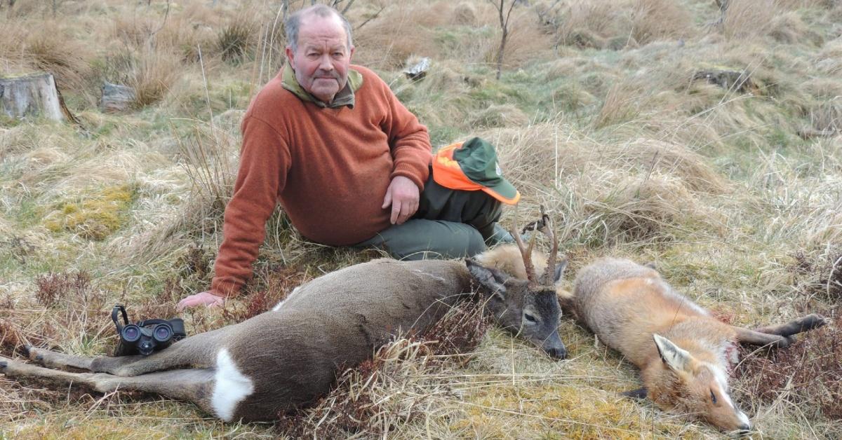 Teltprat fra Hardangervidda og rådyrforvaltning med Vidar Holthe