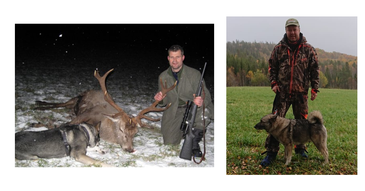 Kombihunden, jaktprøver og hundeklubber – Roger Haugan og Gisle Andre Berdal