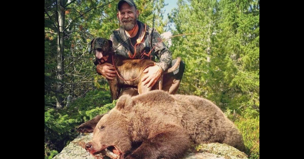 Rovdyr- elgjakt og jegerliv med Marius Lundby