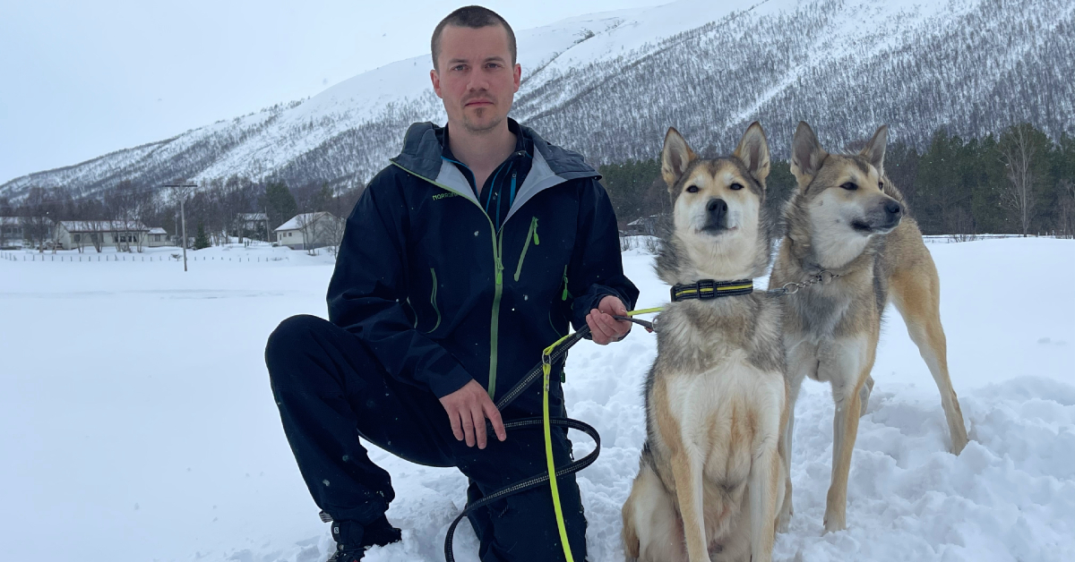 Jakt med Laika – Espen Fyhn