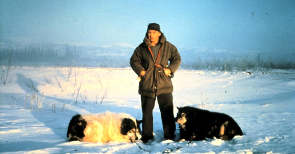 Pelsjegerliv og den glemte eventyreren Hjalmar Dale